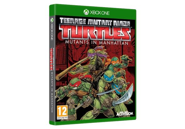 Teenage Mutant Ninja Turtles: Mutants in Manhattan for Xbox One