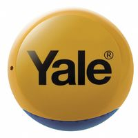 Yale External Siren Yellow