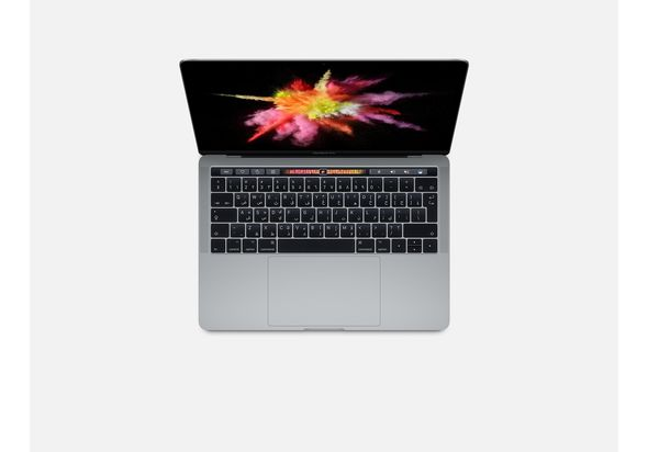 Apple MacBook Pro i5 8GB, 512GB 13.3  Arabic and English, Space Grey(with Touch Bar)