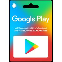 Google AED 30 Recharge Card for UAE