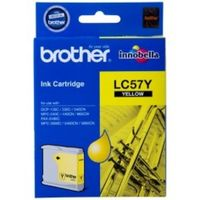 Brother LC57Y Ink Cartridge - Yellow