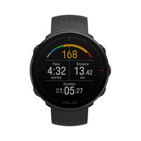 Polar Vantage GPS Running Multisport Watch,  Black