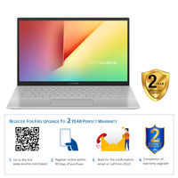 "Asus VivoBook 14 A420FA i5 8GB, 512GB 14"" Laptop, Silver"