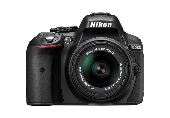 Buy Nikon D5300 Dslr Camera With 18 55mm 5300 55 200 Lens