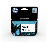 HP 963 Ink Cartridge,  Black