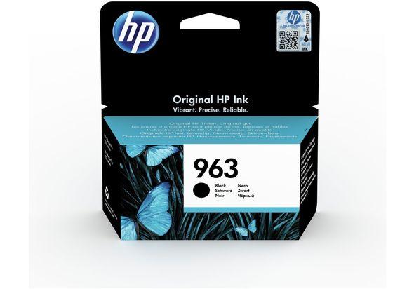 HP 963 Ink Cartridge,  Black