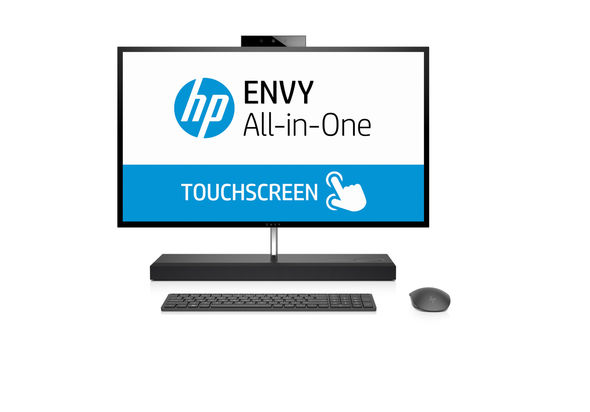 HP Envy All-in-One 27 inch i7-8700/16/1+ 256/4D, Black