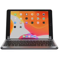 Brydge Keyboard 10.2 for 7th Generation iPad English and Arabic, Space Gray