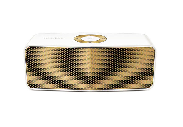 LG Music Flow P5 Portable Bluetooth Speaker (White Gold)