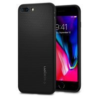 Spigen iPhone 8 Plus Case Liquid Air Armor, Black