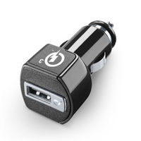 Cellularline USB Car Charger Ultra Fast Charge Qualcomm Quick Charge