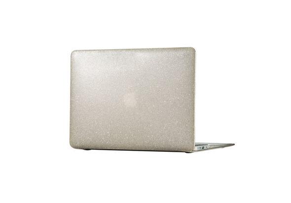 Speck Smartshell Glitter Macbook Air 13  Case, Gold