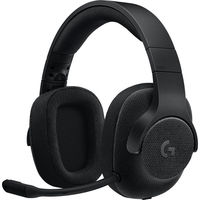 Logitech G433 7.1 Wired Surround Gaming Headsets (Black)