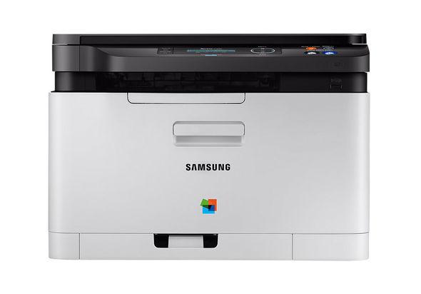 Samsung Xpress C480W Colour Laser Printer (18 / 4 ppm)