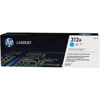 HP Original LaserJet Toner Cartridge, Cyan