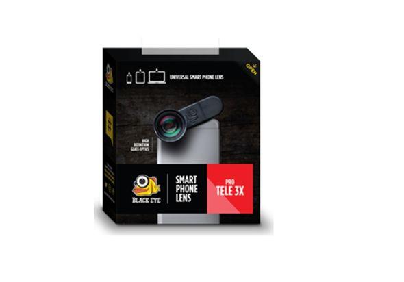 Black Eye PRO Tele X3 TE002 Camera