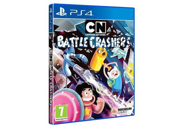 Cartoon Network - Battle Crashers for PS4