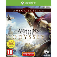 Assassin's Creed: ODYSSEY OMEGA Edition for Xbox One