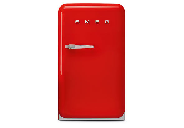 Smeg FAB10HRRD2 Single Door Refrigerator 135 L