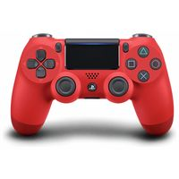 Sony PS4 DualShock 4 Wireless Controller, Red