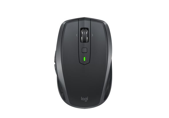 Logitech MX Anywhere 2S Wireless Mouse, Graphite