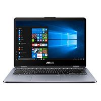 "Asus VivoBook Flip 14 TP410UR i7 8GB, 1TB 14"" Laptop, Grey"