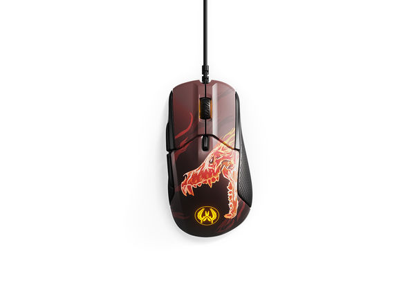 SteelSeries Rival 310 CS: GO Howl Edition Gaming Mouse