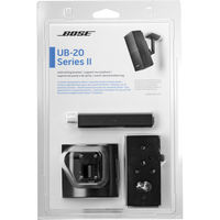 Bose UB-20 Series II Wall/Ceiling Bracket, Black