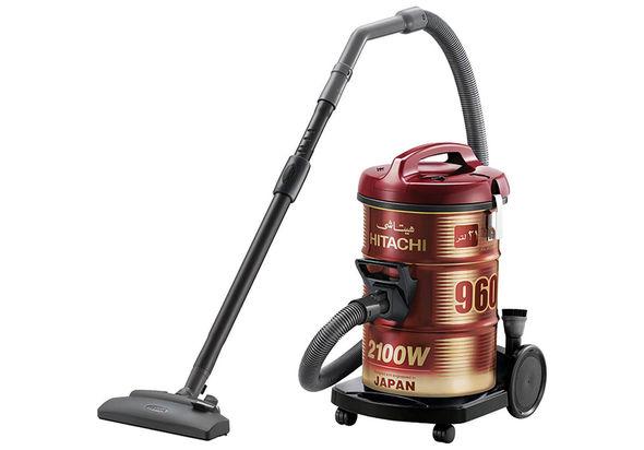Hitachi Vacuum Cleaner 2100W CV-960F 240C WR, Red
