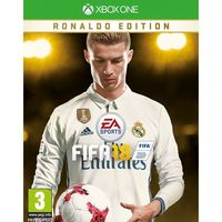 FIFA 18 Ronaldo Edition for Xbox One