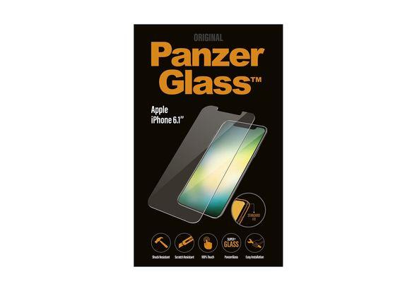 PanzerGlass for iPhone XR