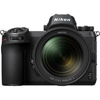 Nikon Z7 Mirrorless Digital Camera with 24-70mm and 70-300mm Lens