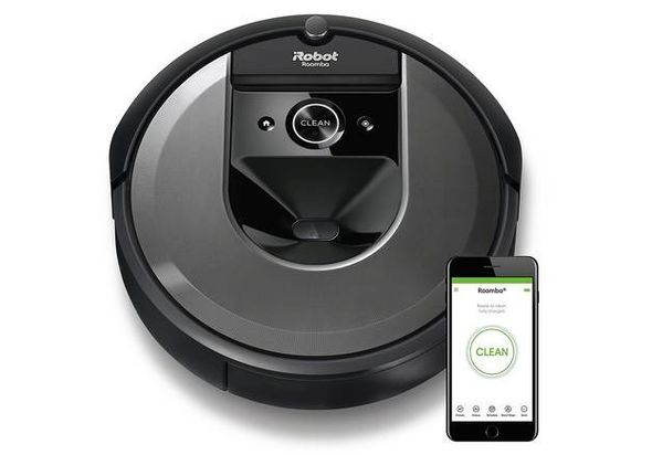 iRobot Roomba i7 Wi-Fi Connected Vacuuming Robot