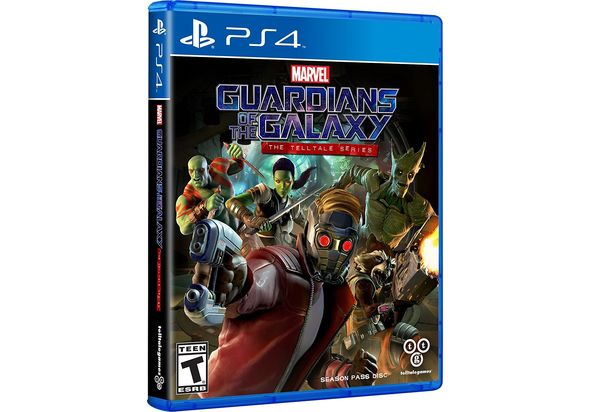 Marvel s Guardians of the Galaxy: The Telltale Series for PS4