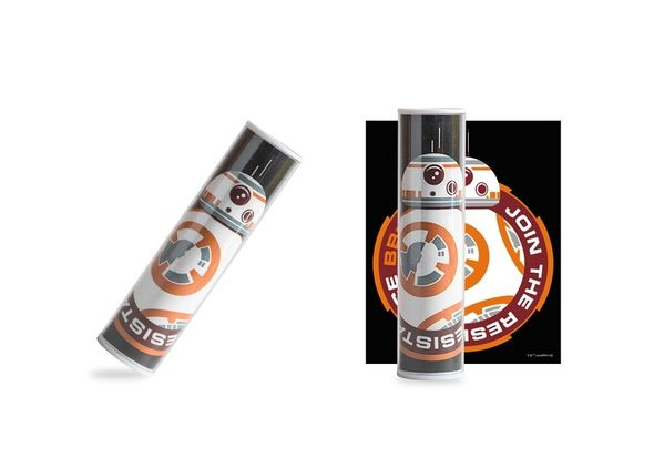Tribe Power Bank 2600mAh, BB-8