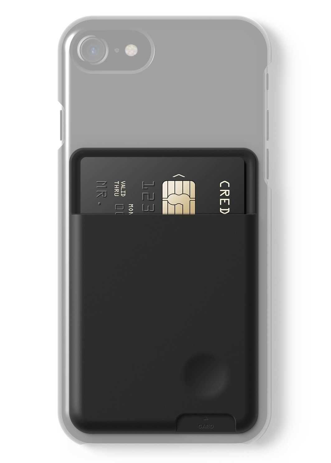 إيلاجو Smartphone حافظة بطاقات, أسود