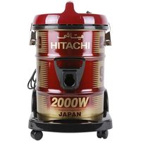 Hitachi 2000 Watts Can Type Y Series Vacuum Cleaner, CV950Y RED