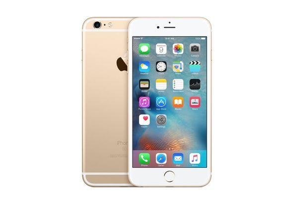 Apple iPhone 6s Plus 32GB 4G LTE, Gold