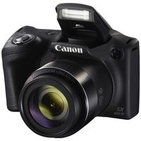 Canon PowerShot SX420 20.0 MP IS Digital Camera, Black