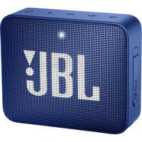 JBL GO 2 Portable Bluetooth Speaker,  Deep Sea blue