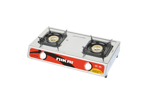 Nikai NG842 Double Gas Burner