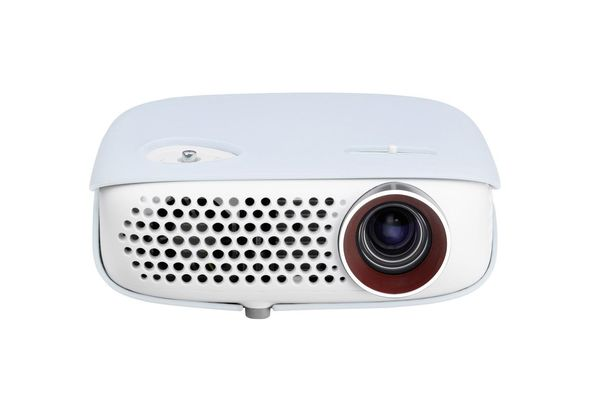 LG Pebble Design LED MiniBeam Projector