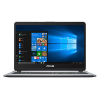 "Asus X507UB i7 8GB, 1TB 2GB Graphic 15"" Laptop, Slate Grey"