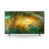 Sony 65inch X80H 4K Ultra HD Android TV