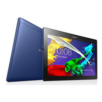 "Lenovo TAB 2 X30L 16GB 10.1"" Tablet, Blue"