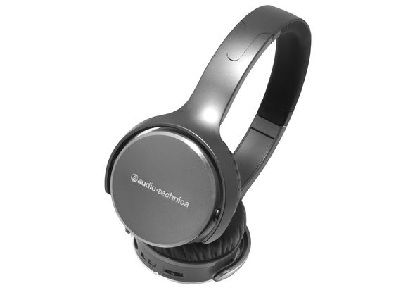 Audio Technica Sonic Fuel Premium On-ear Headphones