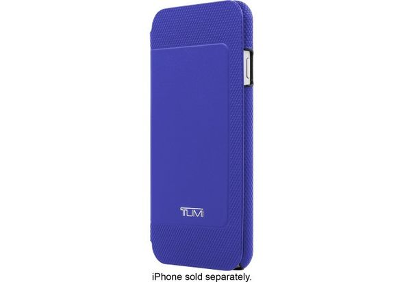 Tumi Folio Case for Apple iPhone 6 and 6s, Atlantic Blue