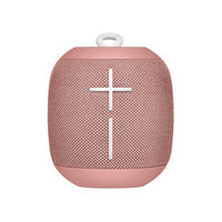 Ultimate Ears UE WONDERBOOM Portable Bluetooth Speaker, Pink