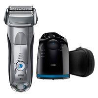 Braun Series 7 7899cc Shaver for Men, Silver