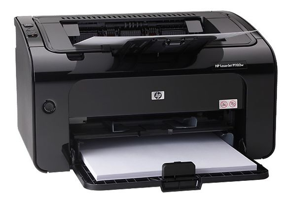 HP LaserJet Pro P1102w Printer (CE658A)